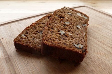 quick pumpkin bread