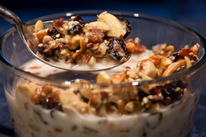 Raw Honey Nut Meusli